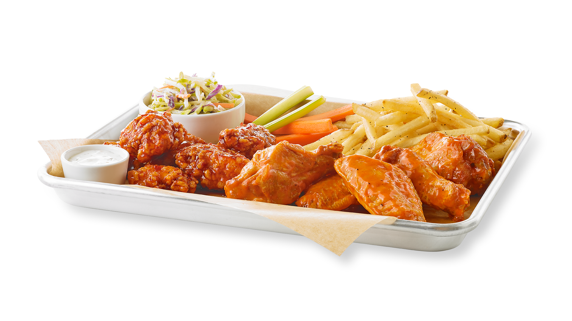 Buffalo Wings order online, telephone number and menu for hot wings